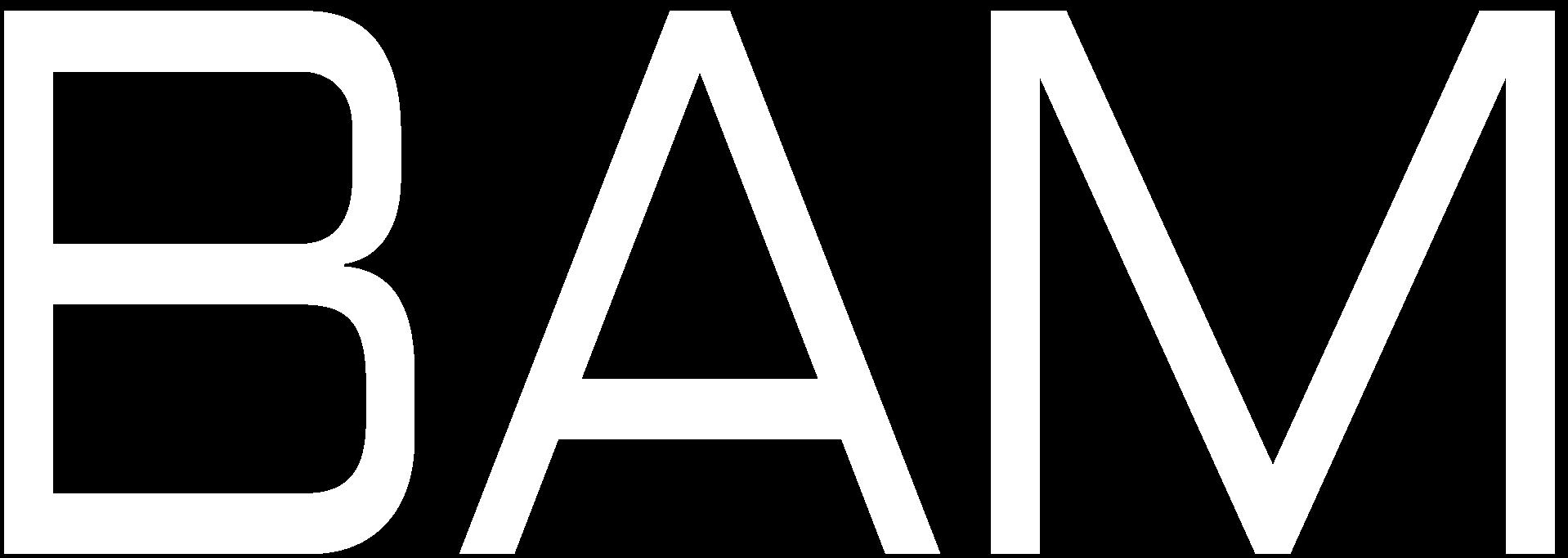 BAM Footer Logo