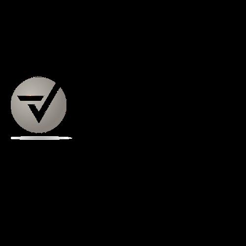 Thomvest greyscale logo