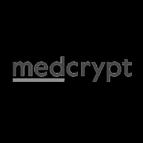 medcrypt transparent logo